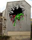 graffiti-monster